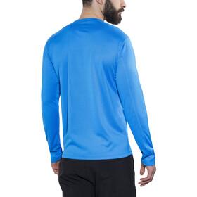 Columbia Zero Rules LS Shirt Men hyper blue